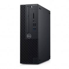 Sistem desktop Dell OptiPlex 3060 SFF Intel Core i5-8500 8GB DDR4 256GB SSD Linux 3Yr BOS