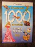 PRIMELE 1000 DE CUVINTE IN LIMBA ENGLEZA