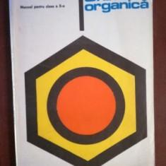 Chimie organica. Manual pentru clasa a X-a- Costin D.Nenitescu