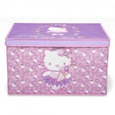 Cutie pentru depozitare jucarii Hello Kitty