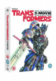 Filme Transformers 1-5 DVD Complete Collection, Engleza, independent productions