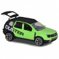 Masina copii 3+ ani Dacia Duster negru cu verde