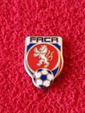 Insigna fotbal - Federatia de Fotbal din CEHIA