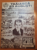 Sport iulie 1984-nadia comaneci ,ivan patzaichin