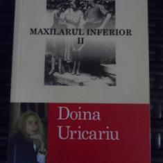 Maxilarul Inferior - Doina Uricariu ,548707