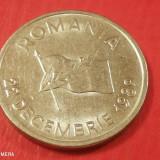 Romania 10 Lei 1992 Luciu