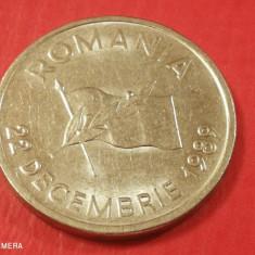 Romania 10 Lei 1991 Luciu