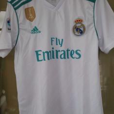 Tricou Real Madrid - XS-S / pentru 50/60 kg - embleme brodate