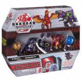 Bakugan S2 set de lupta Ultra Pegatrix si Trox cu Baku-gear