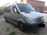 Servicii de transport persoane si colete