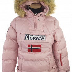 Geaca roz Geographical Norway