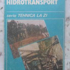 HIDROTRANSPORT - P. ROMAN, N.V.M. GRIGORESCU