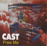 CD Cast – Free Me, original, rock