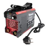 Aparat de sudura Almaz, 250 A, 12.5 kVA, electrozi 1.6 - 5 mm, afisaj electronic, masca de sudura inclusa