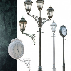 1:35 Street Lamps