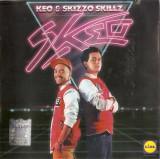 CD Keo & Skizzo Skillz – Skeo, original, holograma