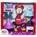 Cumpara ieftin Papusa Minnie Mouse cu garderoba si accesorii
