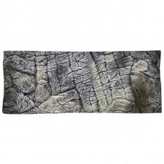 Fundal acvariu 3D 200 x 60 cm – GRI FIN