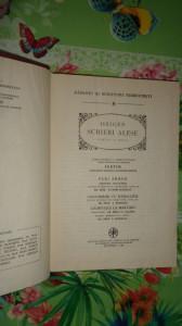 Origen - Scrieri alese - Partea intaia an 1982/408pagini