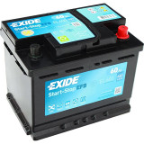 Bateri auto Start-Stop 60Ah, 640A, 60 - 80, Exide