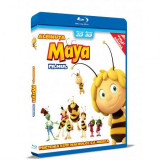 Albinuta Maya: Filmul / Maya The Bee: The Movie - BLU-RAY 3D + 2D Mania Film