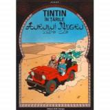Tintin in tarile aurului negru - Volumul 15 | Herge