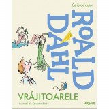 Carte Editura Arthur, Vrajitoarele, Roald Dahl, ART