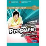 Cambridge English: Prepare! Level 3 - Student's Book (and Online Workbook)