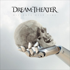 Dream Theater Distance Over Time Ltd edition Artbook (2cd+bluray+dvd)