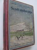 Scott utolso utja , 1923