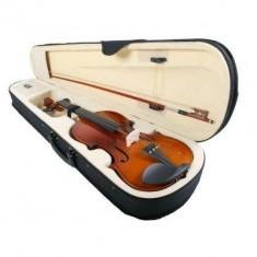 Vioara clasica din lemn 3 4 toc inclus