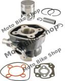 "MBS Set motor Aprilia/Minarelli/Yamaha LC orizontal D.40 ""Blue Line"", Cod Produs: 100080051RM"