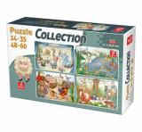 Cumpara ieftin Colectie Puzzle Animale