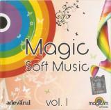 CD Magic Soft Music Vol. 1, original: Status Quo, Sinead O'Connor,Boyz II Men