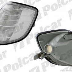 Lampa semnalizare fata Mercedes Clasa S (W140) 1991-02.1995 BestAutoVest partea dreapta 5024201E, fara suport becuri Kft Auto