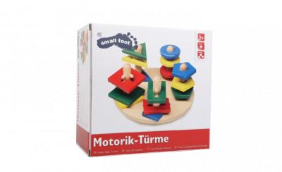 Turnuri sortare pentru motricitate - Montessori foto