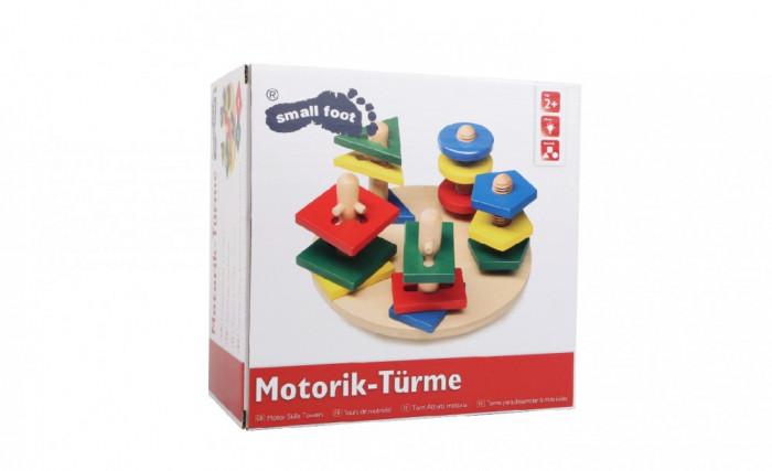 Turnuri sortare pentru motricitate - Montessori