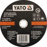 Disc debitat metale 180x1.5x22 mm YATO