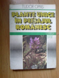 k4 Plante unice in peisajul romanesc - Tudor Opris