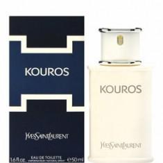 Apa de toaleta Yves Saint Laurent Kouros, 50 ml, pentru barbati