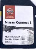 Sd Card Nvigatie Nissan 1/2/3 2020