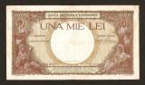 ROMANIA - 1000 LEI -  1936 . Cel mai mic pret !! Stare foarte buna