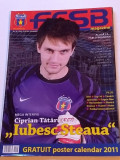 "Revista fotbal - ""FCSB"" revista oficiala a FC Steaua Bucuresti (nr.16/2010)"
