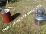 Cazan pt Tuica.Capacitate de 60 litri,din Inox+Serpentina+Vas pt apa | arhiva Okazii.ro