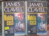 Nobila casa – James Clavell, 2 volume