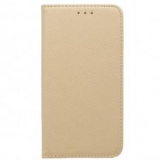 Cumpara ieftin Husa SAMSUNG Galaxy S8 Plus - Smart Magnet (Auriu)