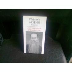 MICI INDEMNURI SPRE MANTUIRE - PARINTEKLE ARSENIE PAPACIOC