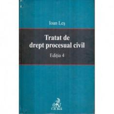 Tratat de drept procesual civil - Editia 4