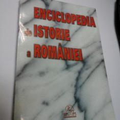 ENCICLOPEDIA DE ISTORIE A ROMANIEI - I.ALEXANDRESCU / I.BULEI / I.MAMINA / I.SCURTU
