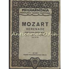 Mozart. Serenade Eine Kleine Nachtmusik